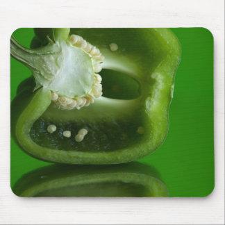 Green Half Mouse Mat