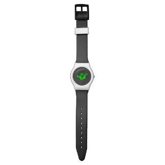 Green Hand Watch