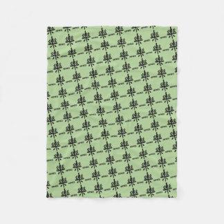 Green Happiness Blanket