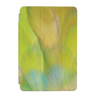 Green Headed Parrot Horizontal iPad Mini Cover