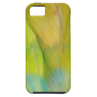 Green Headed Parrot Horizontal Tough iPhone 5 Case