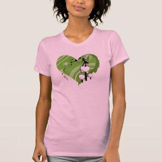 Green Heart Painter Seeker - Tank Top