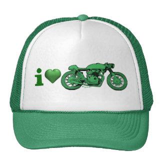 Green Heart - Valentine s - St Patrick s Day Trucker Hat