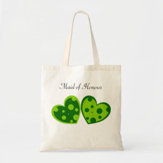 Green Hearts Bag