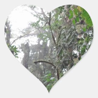 green hell heart sticker