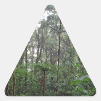 green hell triangle sticker