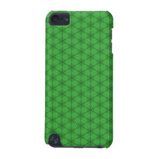 Green Hexagon iPod Touch 5G Case