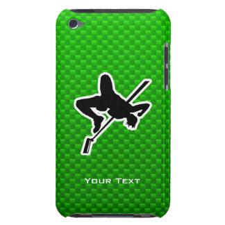Green High Jump iPod Case-Mate Case