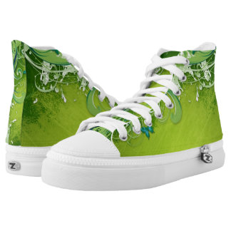 Green High Tops