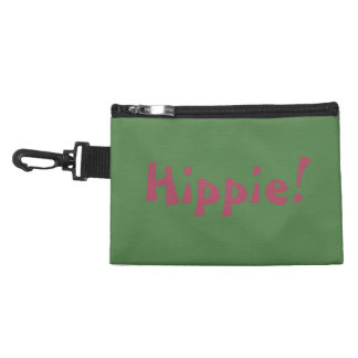 Green Hippie Bagettes Bag Accessory Bag