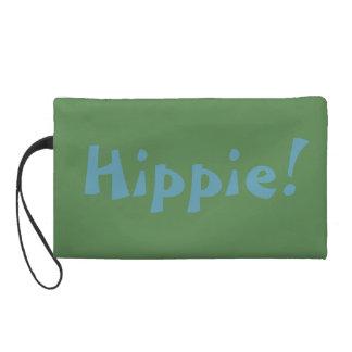 Green Hippie Bagettes Bag Wristlets