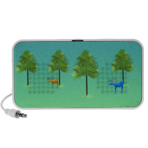 Green Holiday Travel Speakers