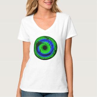 green, hope, luck, tshirts