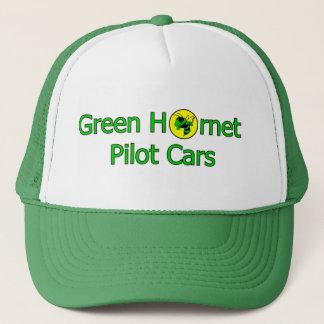 Green Hornet Pilot Cars Driver's Cap