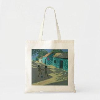 Green House India Tote Bag