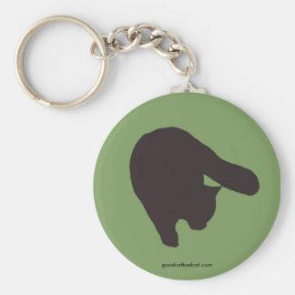 Green Hunt Keychain