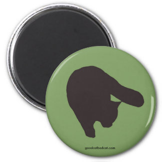 Green Hunt Magnet