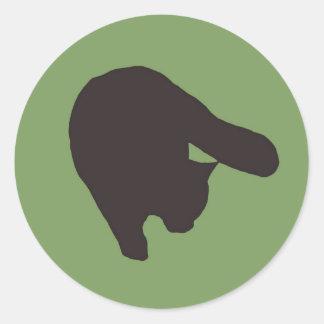 Green Hunt Sticker