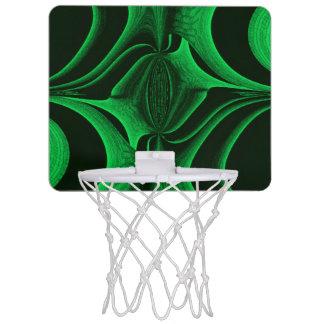 Green Hunter Fractal Mini Basketball Hoop