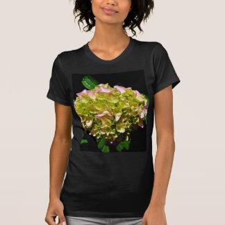Green Hydrangea T-Shirt