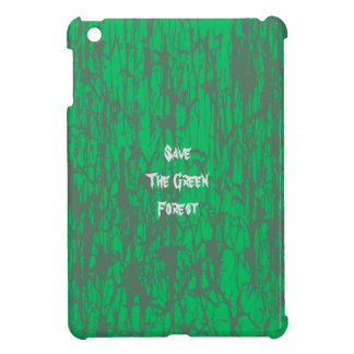Green I pad iPad Mini Cover