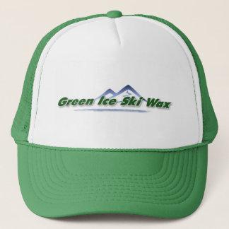 Green Ice Ski Wax Trucker Hat