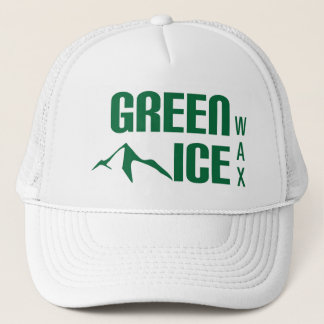 Green Ice Wax Trucker Hat