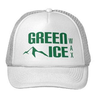 Green Ice Wax Trucker Hat