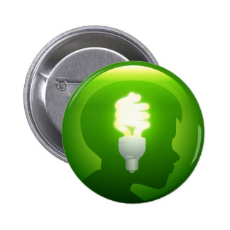 Green Idea Button