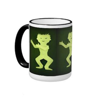 Green Imp. Mug