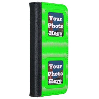 Green iPhone 6 Wallet Case