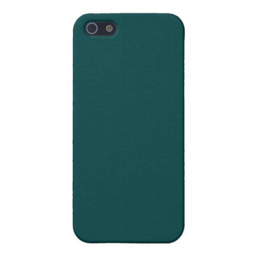 Green Cover For iPhone 5
