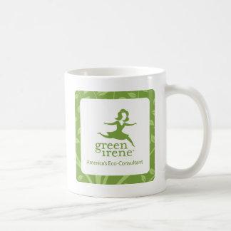 Green Irene Cup Mug