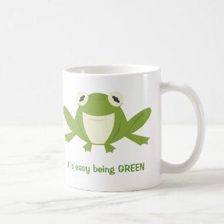 Green is Good Coffee Mug