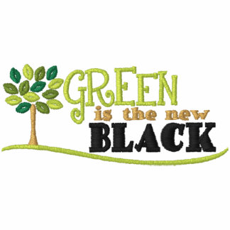 Green Is New Black