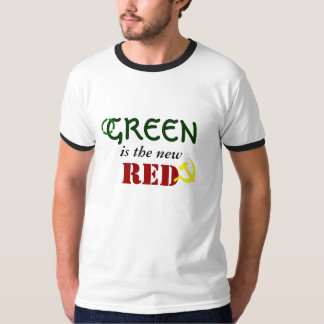 Green is the new Red Tshirts