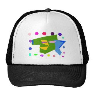 Green Jacket Trucker Hats