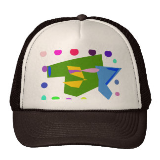 Green Jacket Mesh Hats
