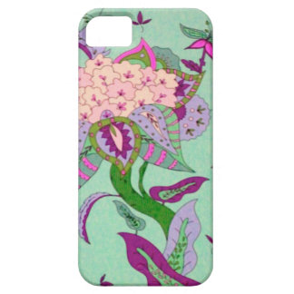Green Jacobian Iphone 5 Case