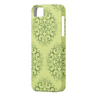 green java batik iphone 5 case