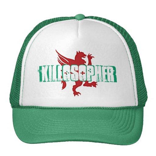 Green Killosopher Griffin Trucker Hat