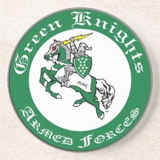 Green Knights Coaster