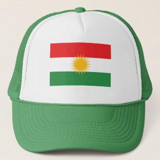 GREEN Kurdistan Flag Trucker Hat