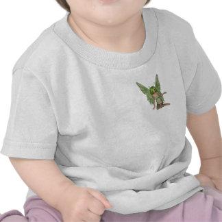 Green Lady Fairy 7 - 3D Fantasy Art - Shirts