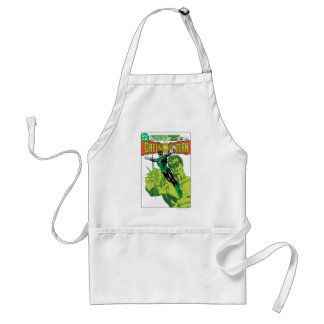Green Lantern - Action Comic Cover Standard Apron