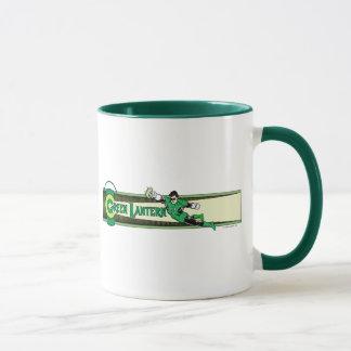 Green Lantern and Logo Mug