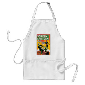 Green Lantern and Sinestro Cover Standard Apron