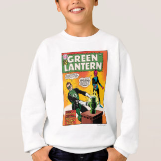 Green Lantern and Sinestro Cover Sweatshirt