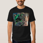 Green Lantern and the Moon T Shirt
