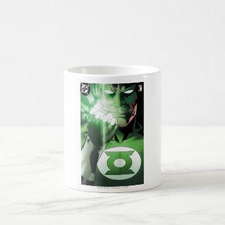 Green Lantern close up cover Coffee Mug